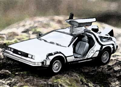 La DeLorean DMC-12